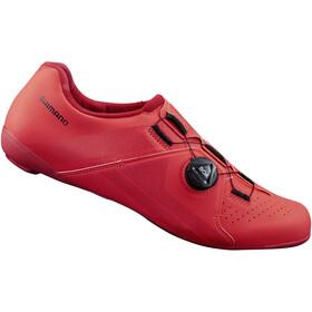 Shimano SH-RC3 Bike Shoes, red